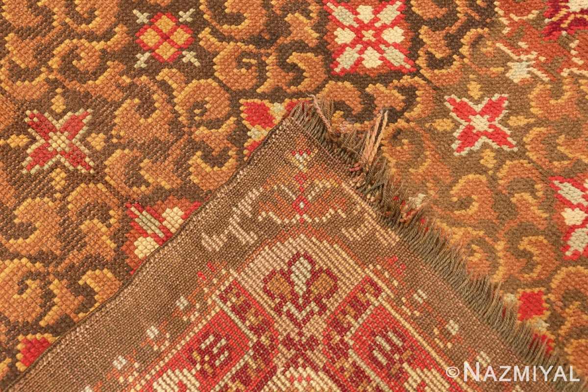 Weave Antique Irish rug 1285 by Nazmiyal