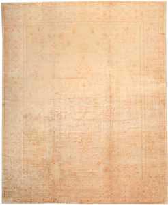 antique oushak turkish carpets 1471 Nazmiyal
