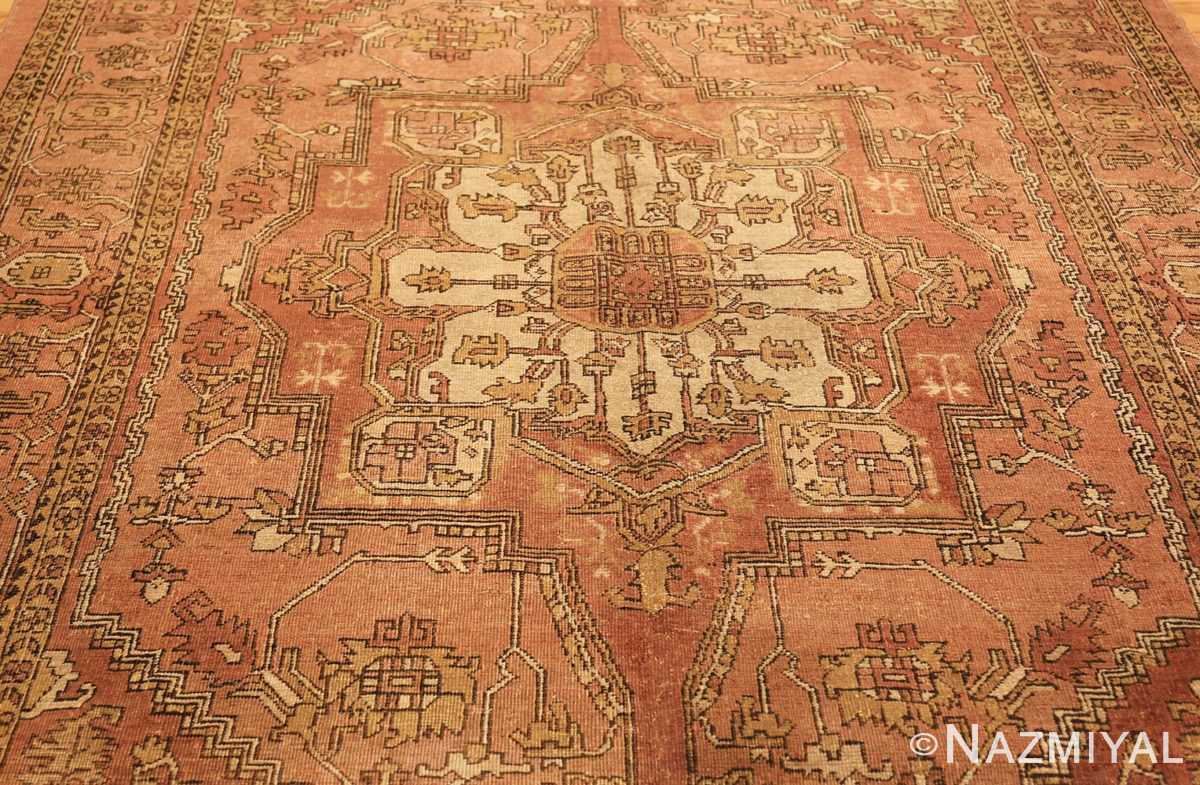 antique amritsar indian rug 1074 field Nazmiyal