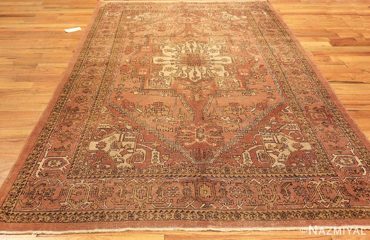 antique amritsar indian rug 1074 whole Nazmiyal