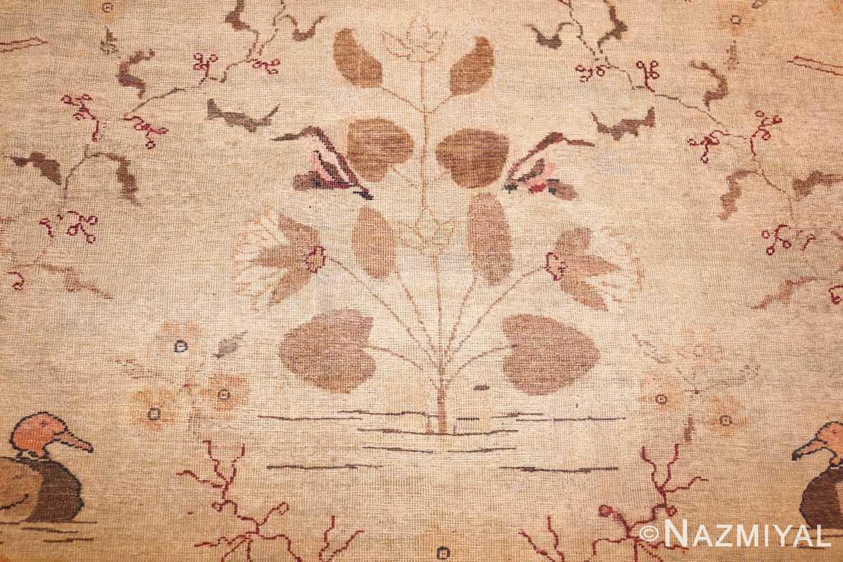 antique amritsar indian rug 42169 lily Nazmiyal