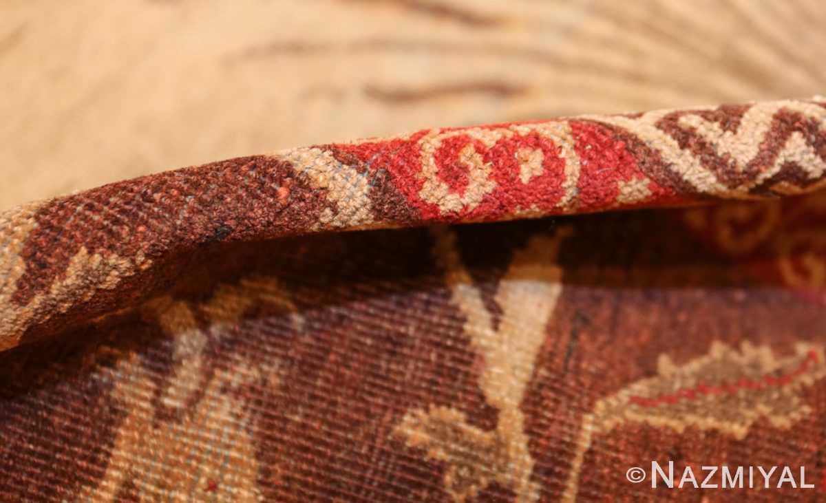 antique amritsar indian rug 42169 pile Nazmiyal