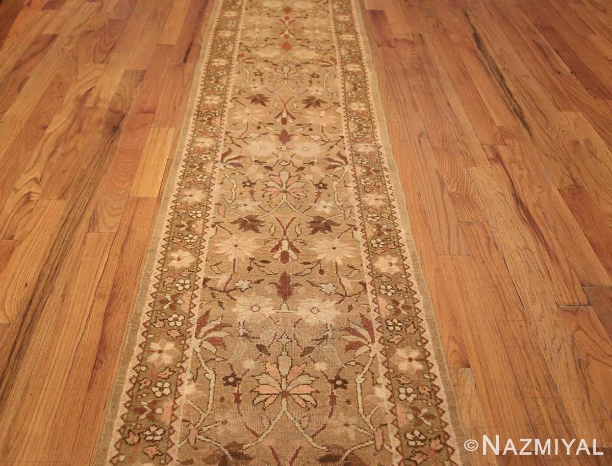 antique indian amritsar hallway runner rug 41971 middle Nazmiyal