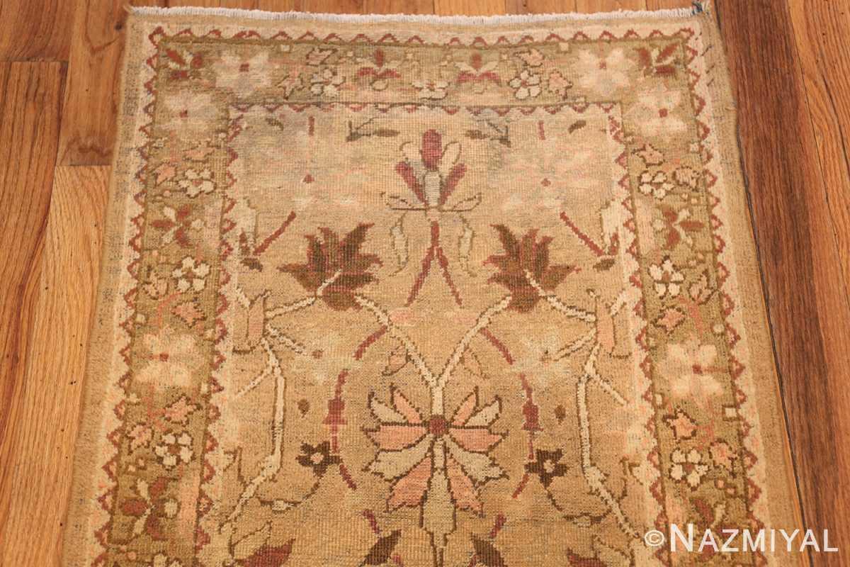 antique indian amritsar hallway runner rug 41971 top Nazmiyal