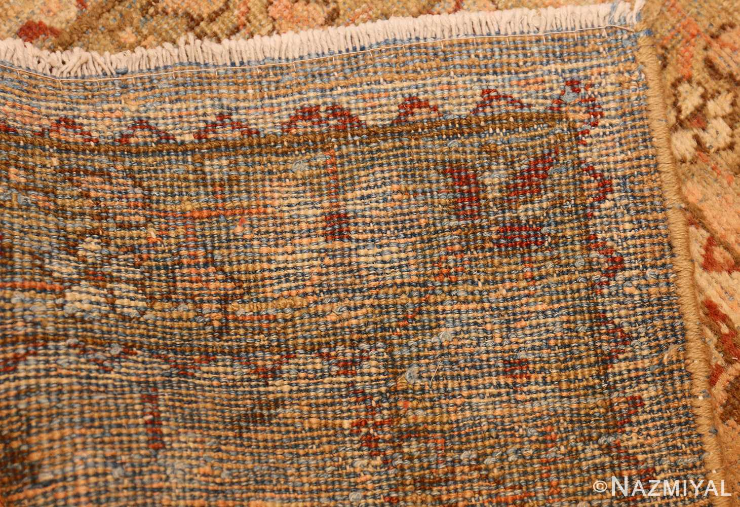 antique indian amritsar hallway runner rug 41971 weave Nazmiyal