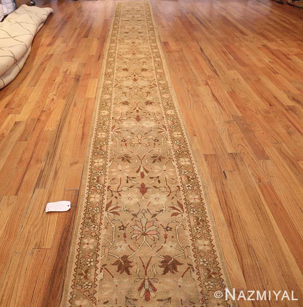 antique indian amritsar hallway runner rug 41971 whole Nazmiyal