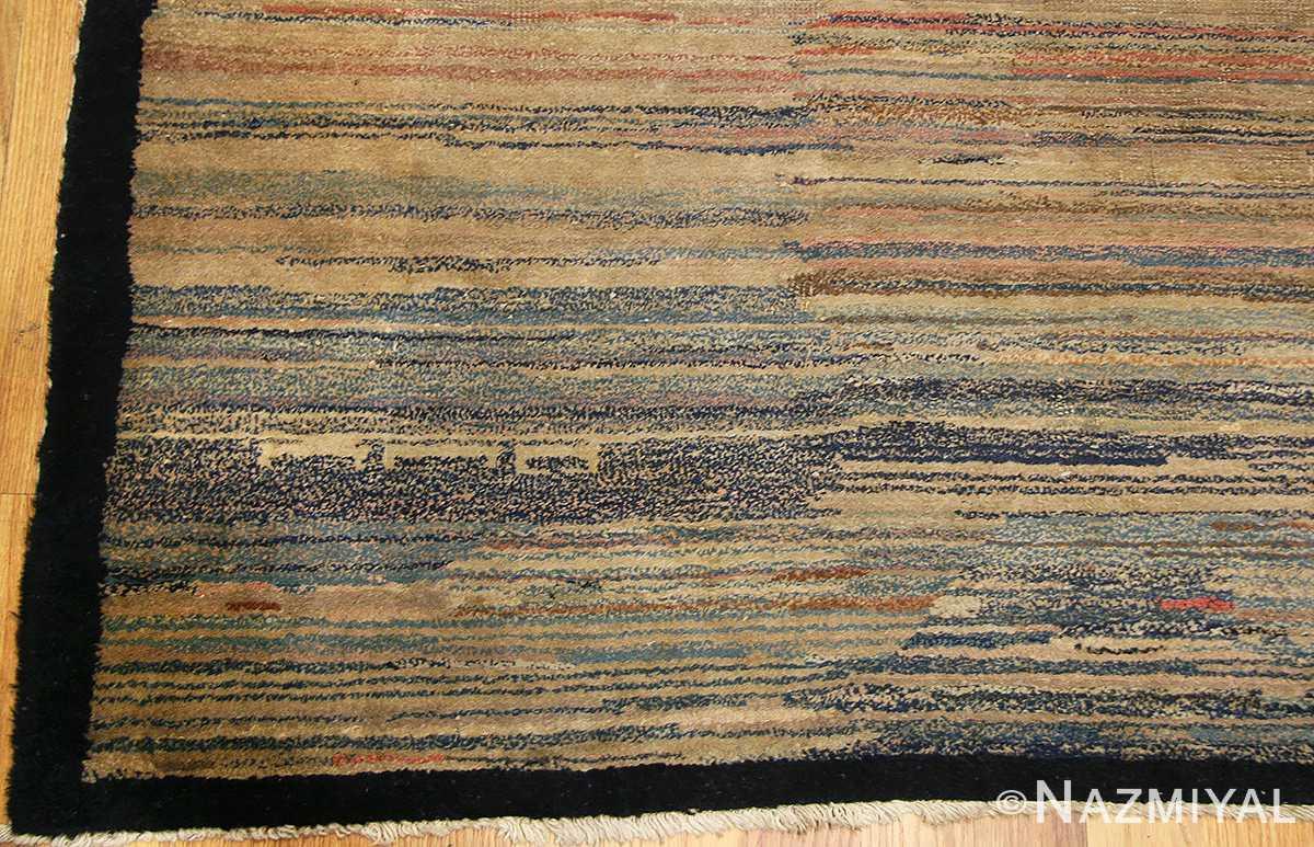 antique mongolian rug 2919 border Nazmiyal