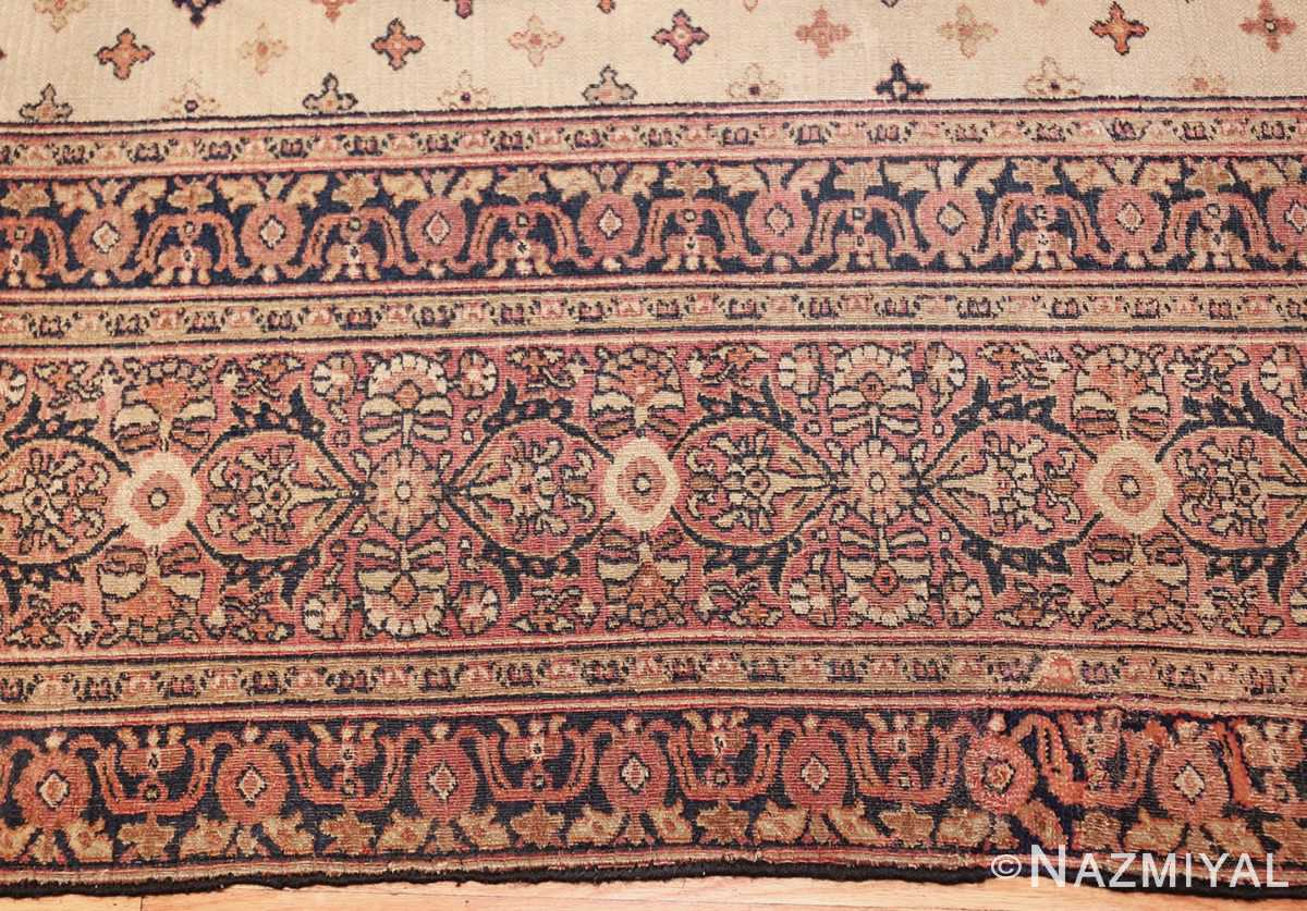 antique persian khorassan rug 854 border Nazmiyal