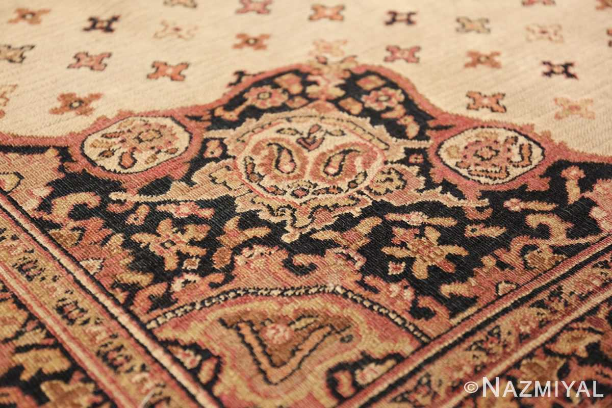 antique persian khorassan rug 854 design Nazmiyal