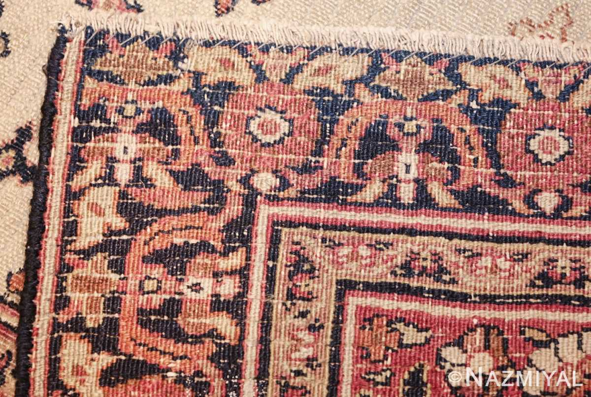 antique persian khorassan rug 854 weave Nazmiyal
