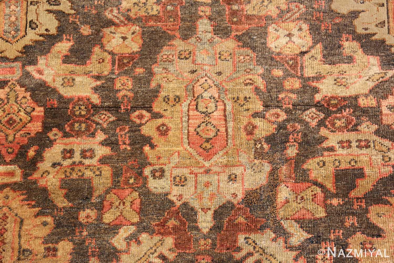 antique persian sultanabad rug 43053 closeup Nazmiyal