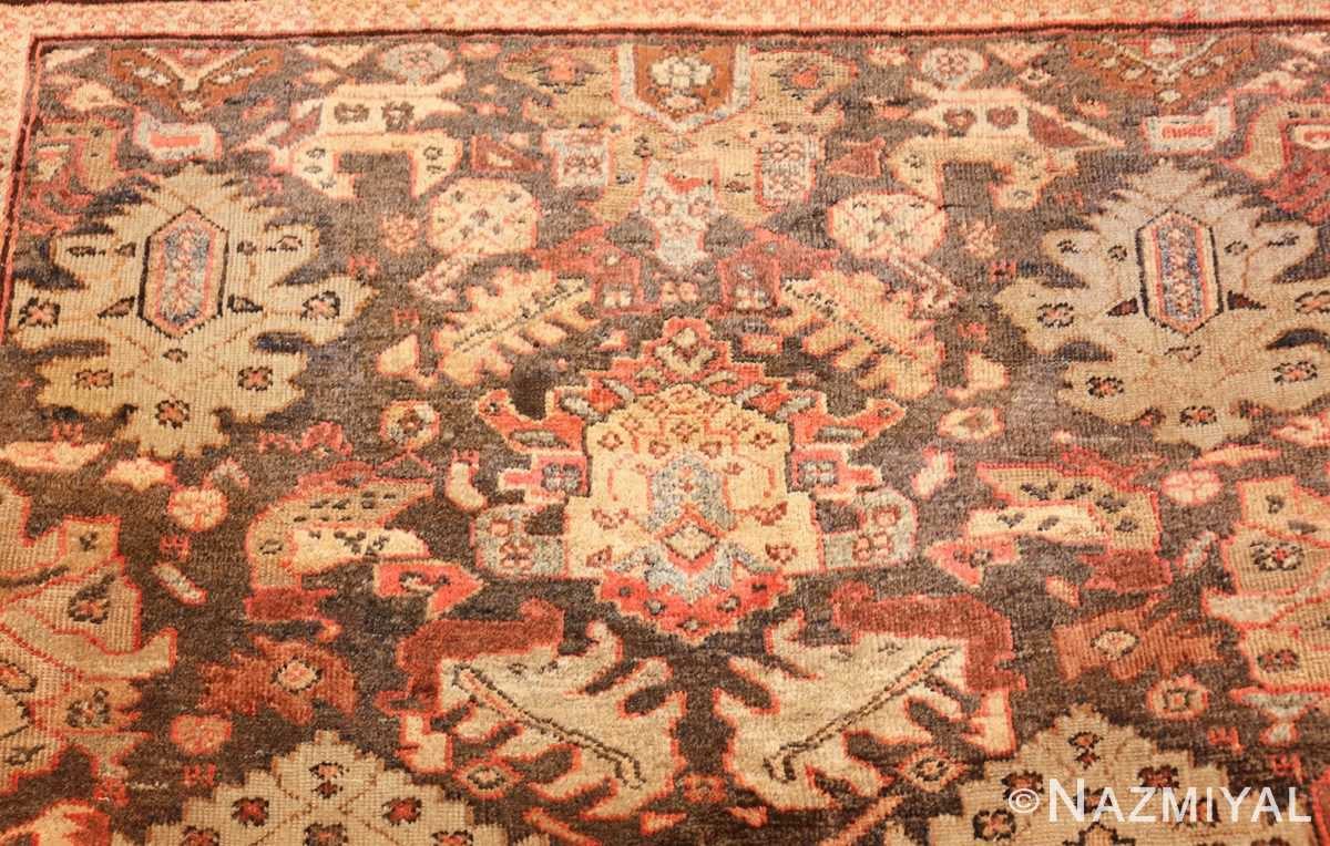 antique persian sultanabad rug 43053 part Nazmiyal