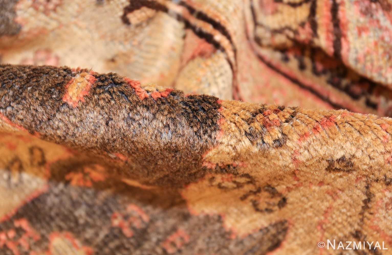 antique persian sultanabad rug 43053 pile Nazmiyal