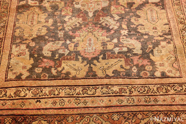 antique persian sultanabad rug 43053 top Nazmiyal