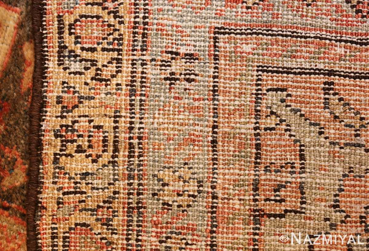 antique persian sultanabad rug 43053 weave Nazmiyal