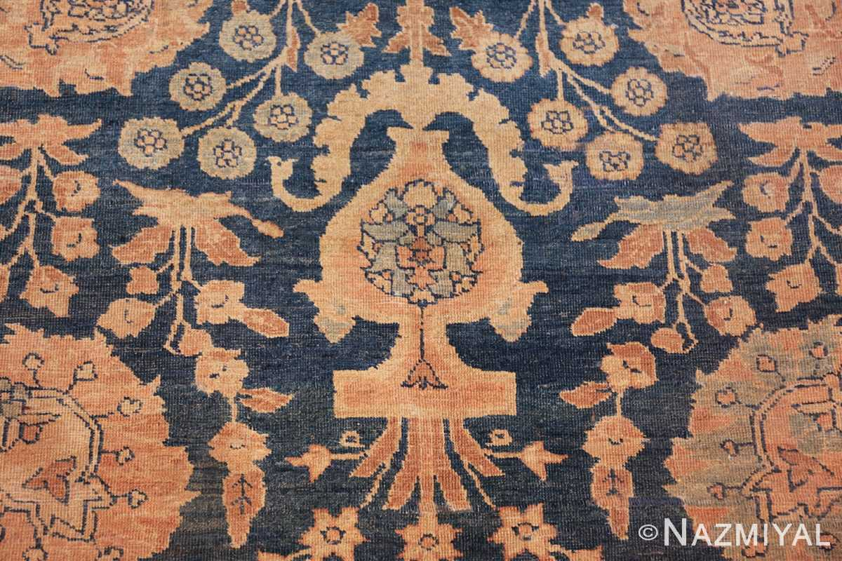 antique tabriz persian rug 43098 vase Nazmiyal