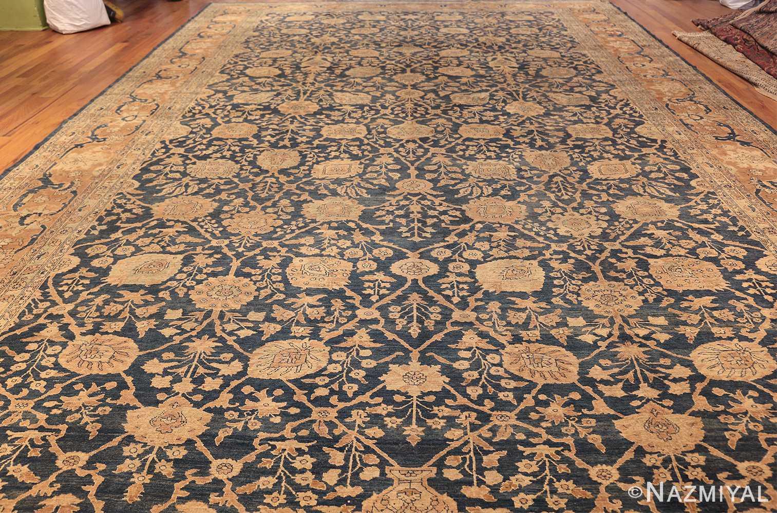 antique tabriz persian rug 43098 whole Nazmiyal