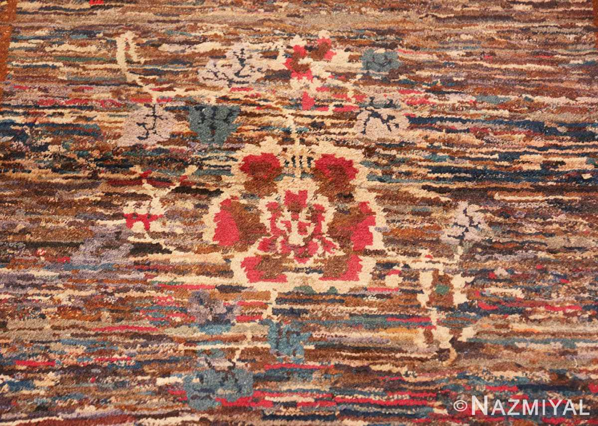 Center Small Scatter size Antique Chinese rug 2859 by Nazmiyal