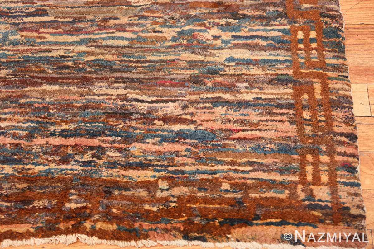 Corner Small Scatter size Antique Chinese rug 2859 by Nazmiyal