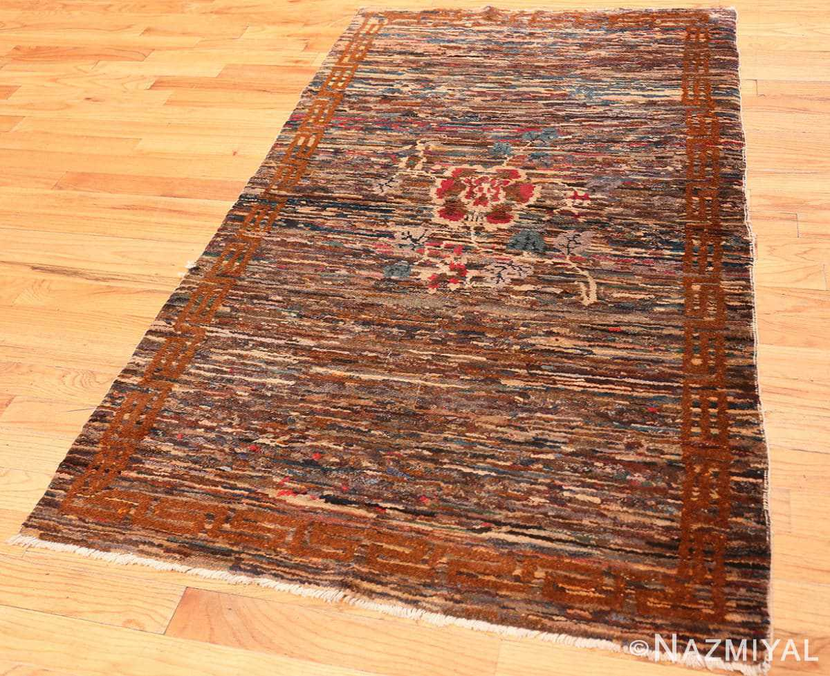 Full Small Scatter size Antique Chinese rug 2859 by Nazmiyal