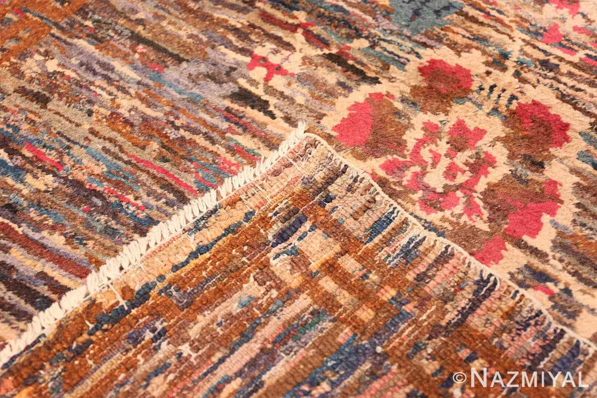Weave Small Scatter size Antique Chinese rug 2859 by Nazmiyal