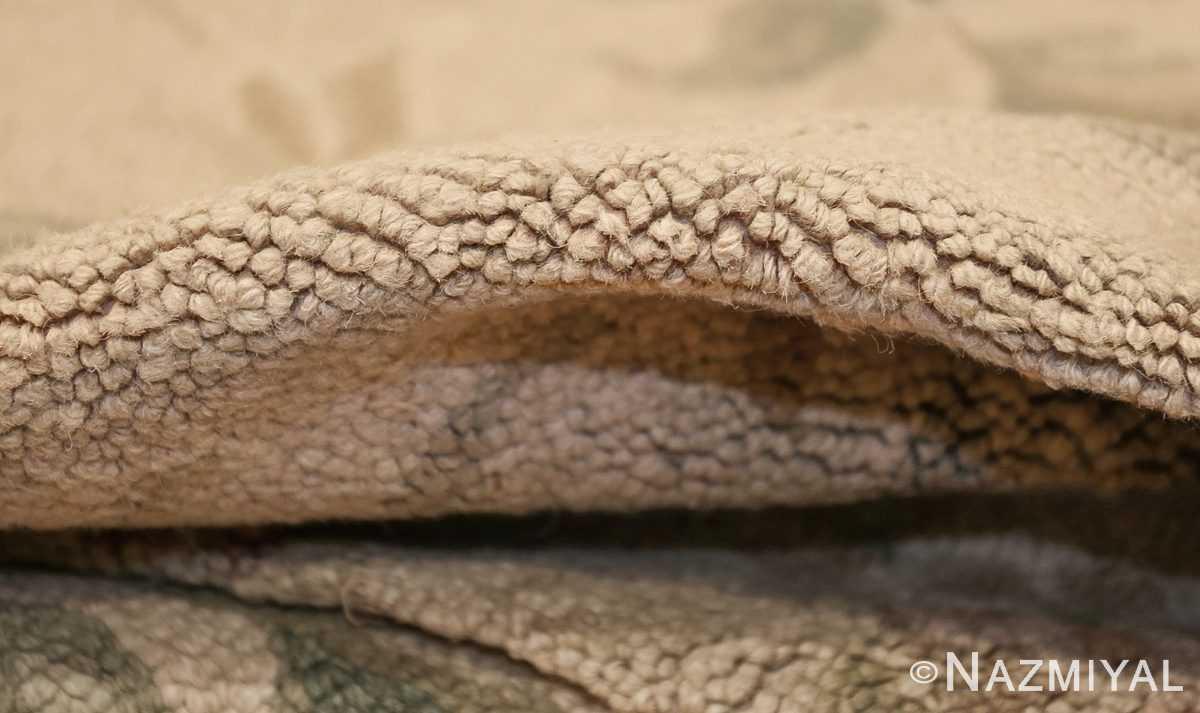 antique hooked american rug 2275 pile Nazmiyal