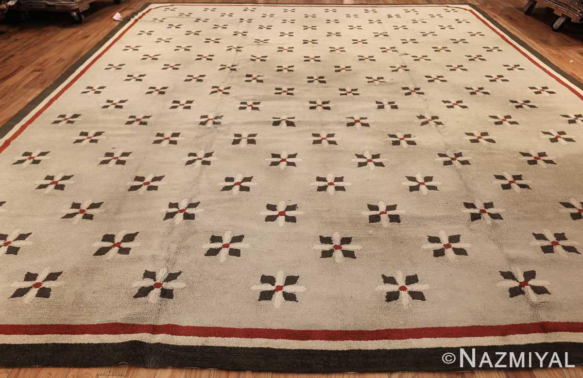 antique hooked american rug 2713 whole Nazmiyal