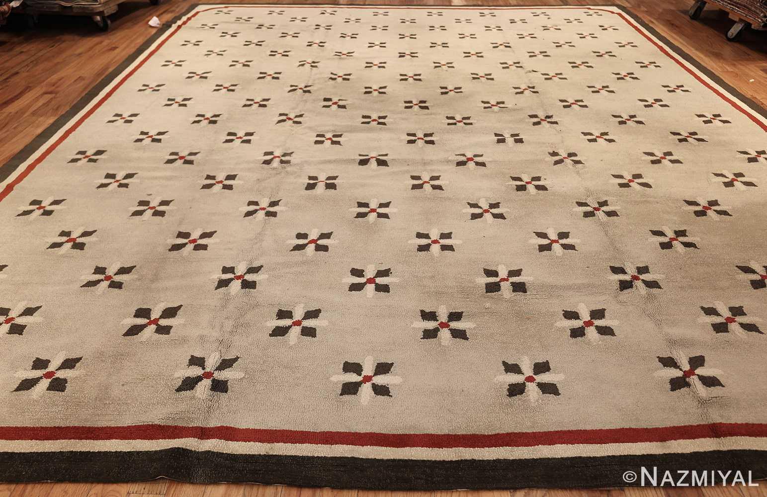 antique hooked american rug 2713 whole Nazmiyal