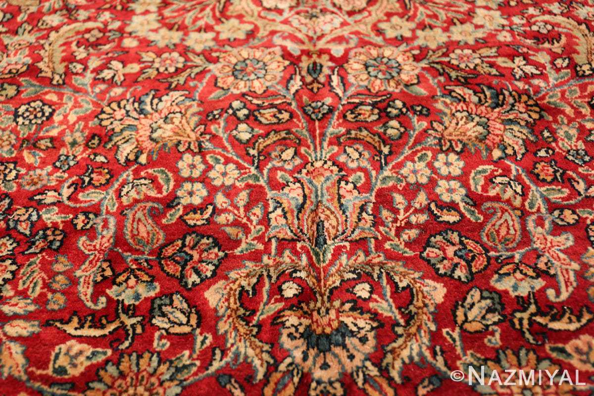 antique kerman persian rug 43142 bunch Nazmiyal
