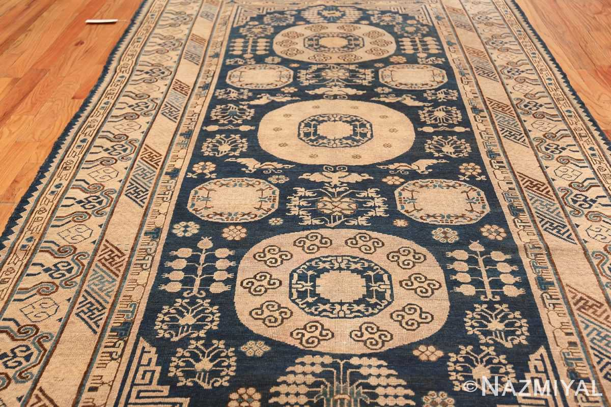 Antique Khotan Oriental Rug 43179 Field Design Nazmiyal