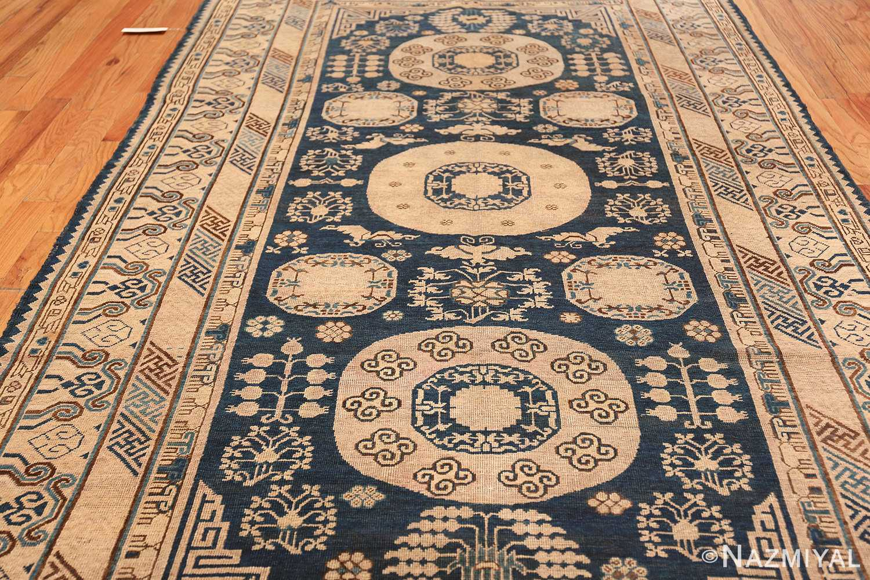 Antique Khotan Oriental Rug 43179 Field Design Nazmiyal