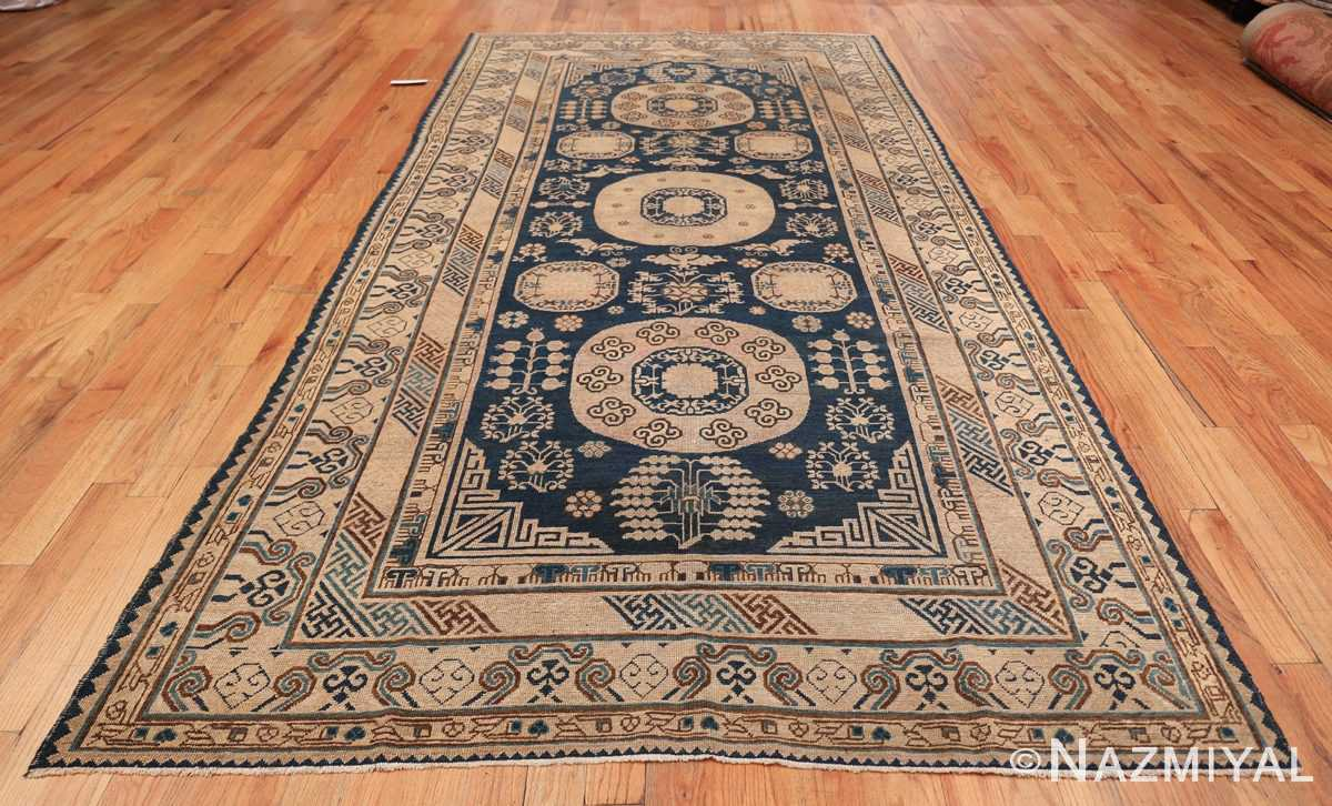 Antique Khotan Oriental Rug 43179 Whole Design Nazmiyal