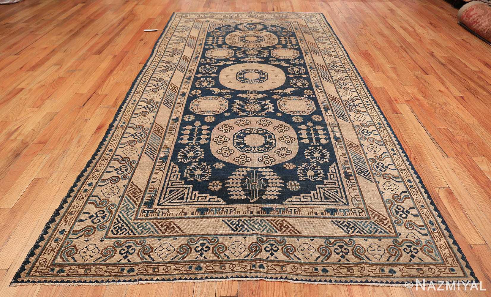 Antique Khotan Oriental Rug 43179 Whole Design Nazmiyal