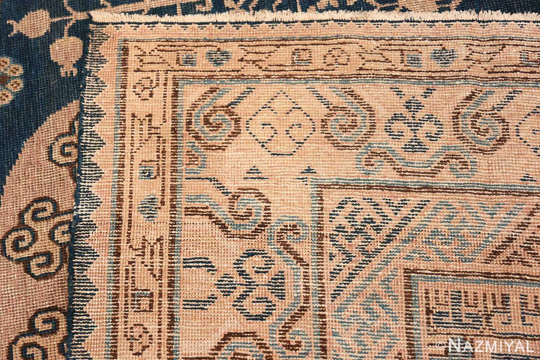 Antique Khotan Oriental Rug 43179 Woven Knots Nazmiyal