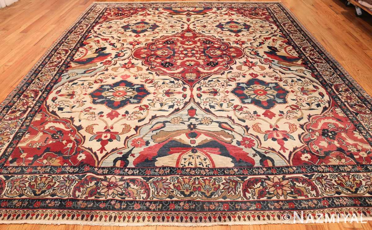 antique persian kerman rug 1817 whole Nazmiyal