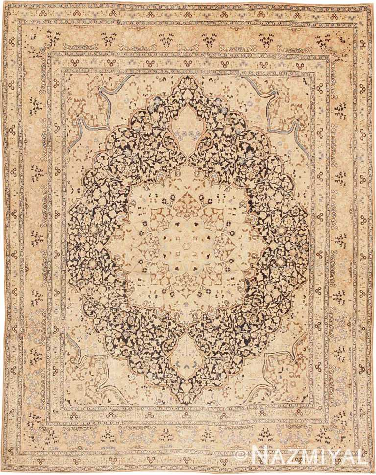 Antique Persian Khorassan Rug #42030 by Nazmiyal Antique Rugs