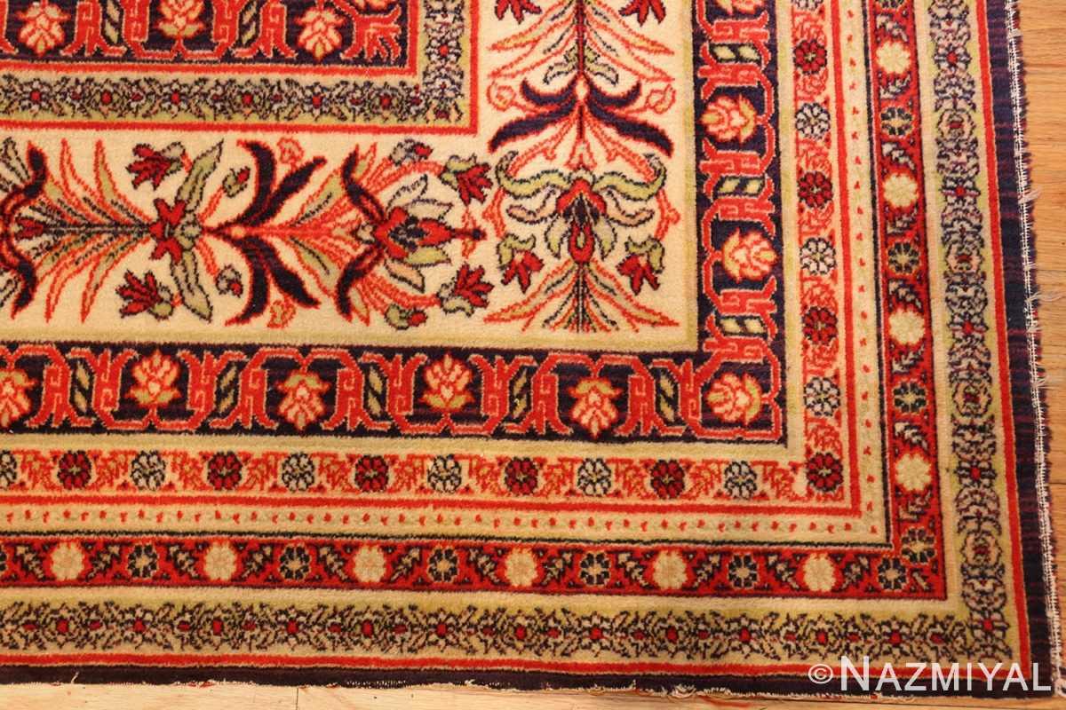 antique wilton english carpet 1341 corner Nazmiyal