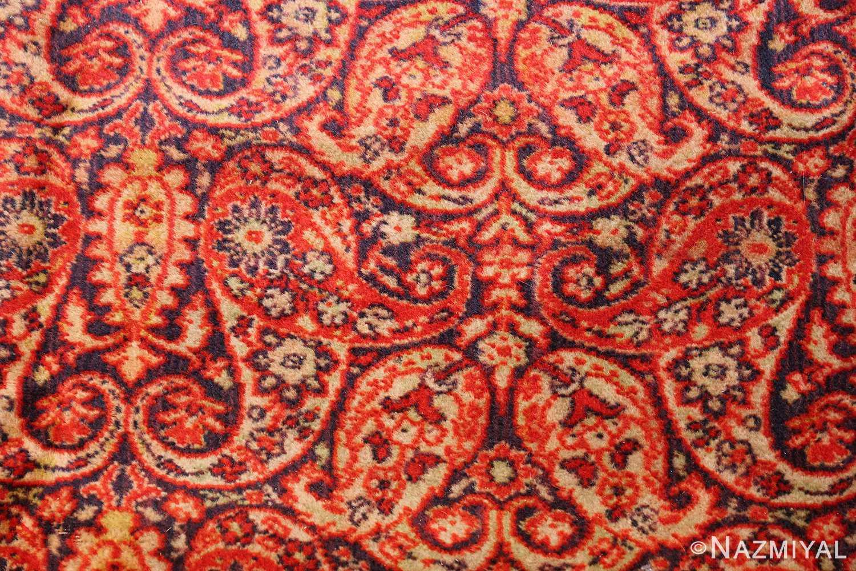 antique wilton english carpet 1341 field Nazmiyal