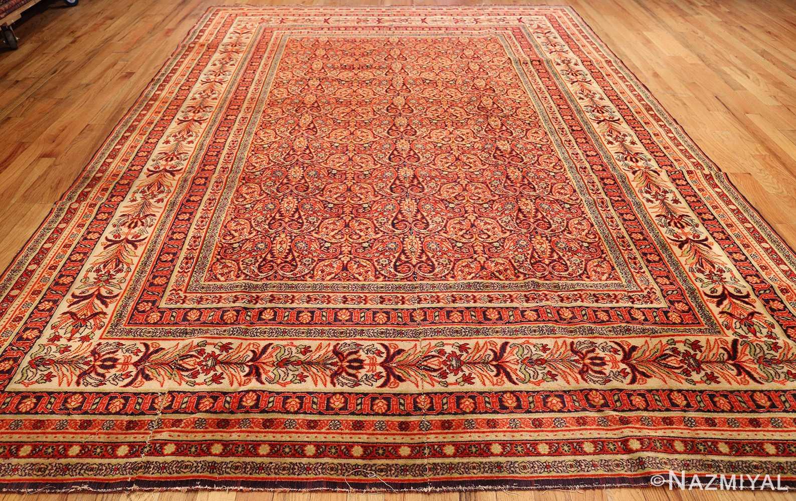 antique wilton english carpet 1341 full Nazmiyal