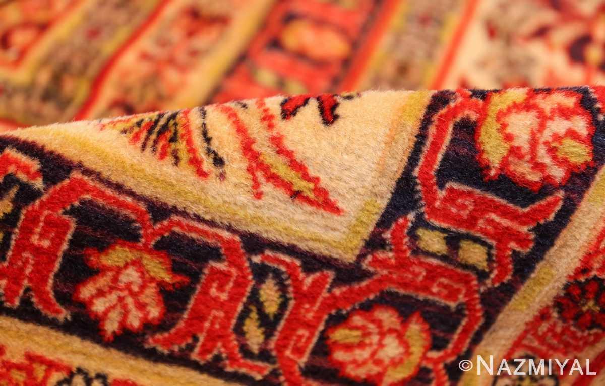 antique wilton english carpet 1341 pile Nazmiyal