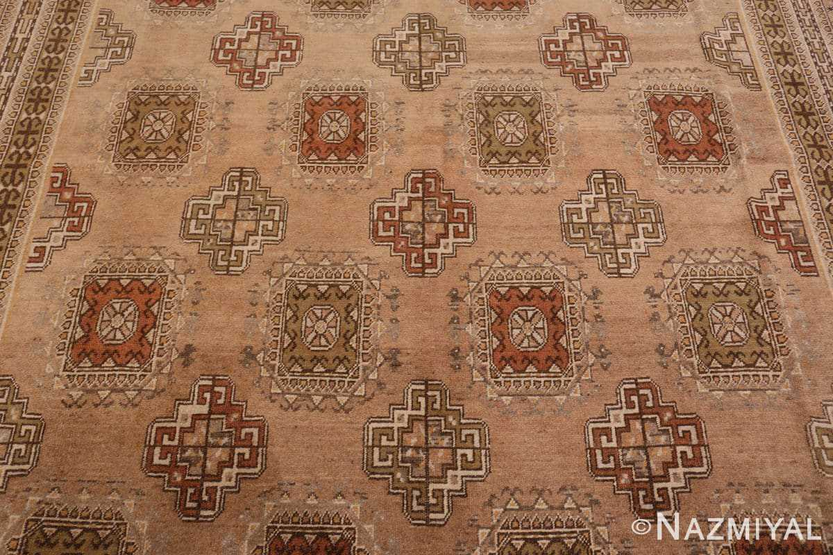 Background Large gallery size Antique Khotan rug 41699 by Nazmiyal