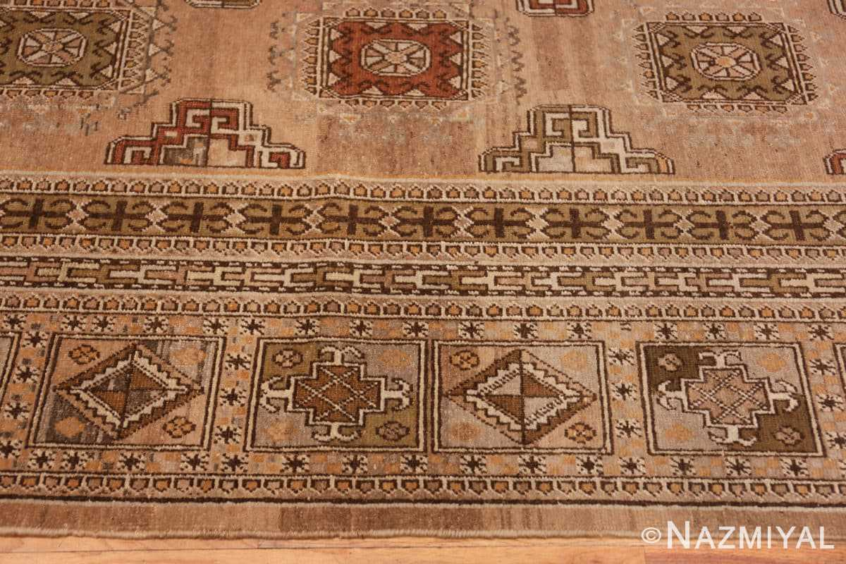 Border Large gallery size Antique Khotan rug 41699 by Nazmiyal