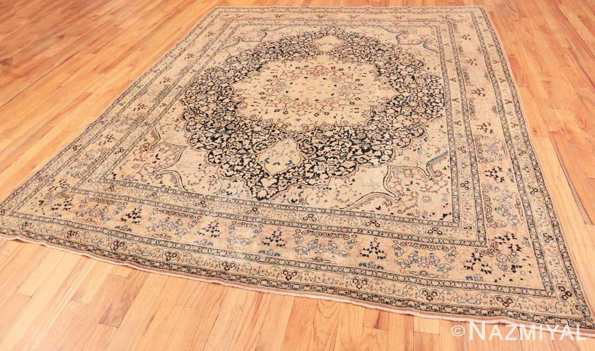 Full Antique Khorassan Persian rug 42030 by Nazmiyal