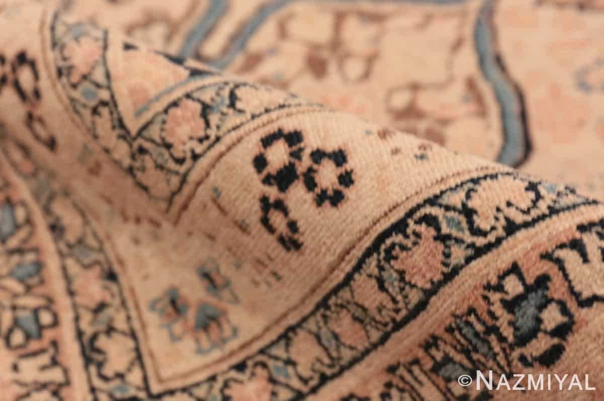 Pile Antique Khorassan Persian rug 42030 by Nazmiyal