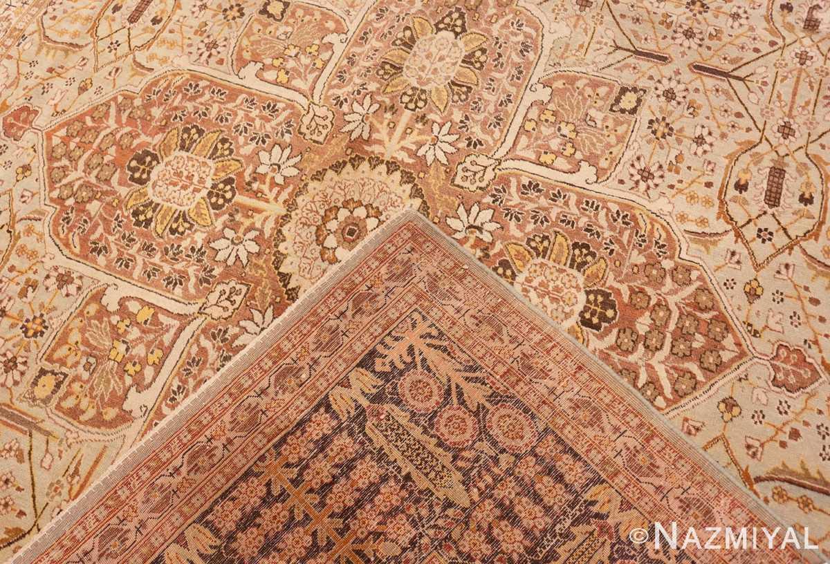Weave Antique Persian Tabriz rug 41744 by Nazmiyal