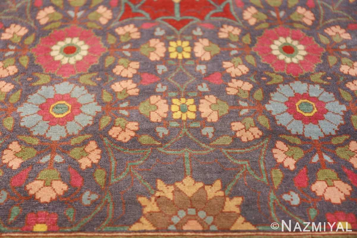 fine antique persian tabriz rug 42386 design Nazmiyal
