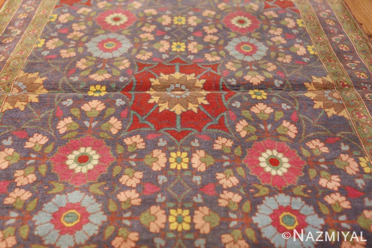 fine antique persian tabriz rug 42386 field Nazmiyal