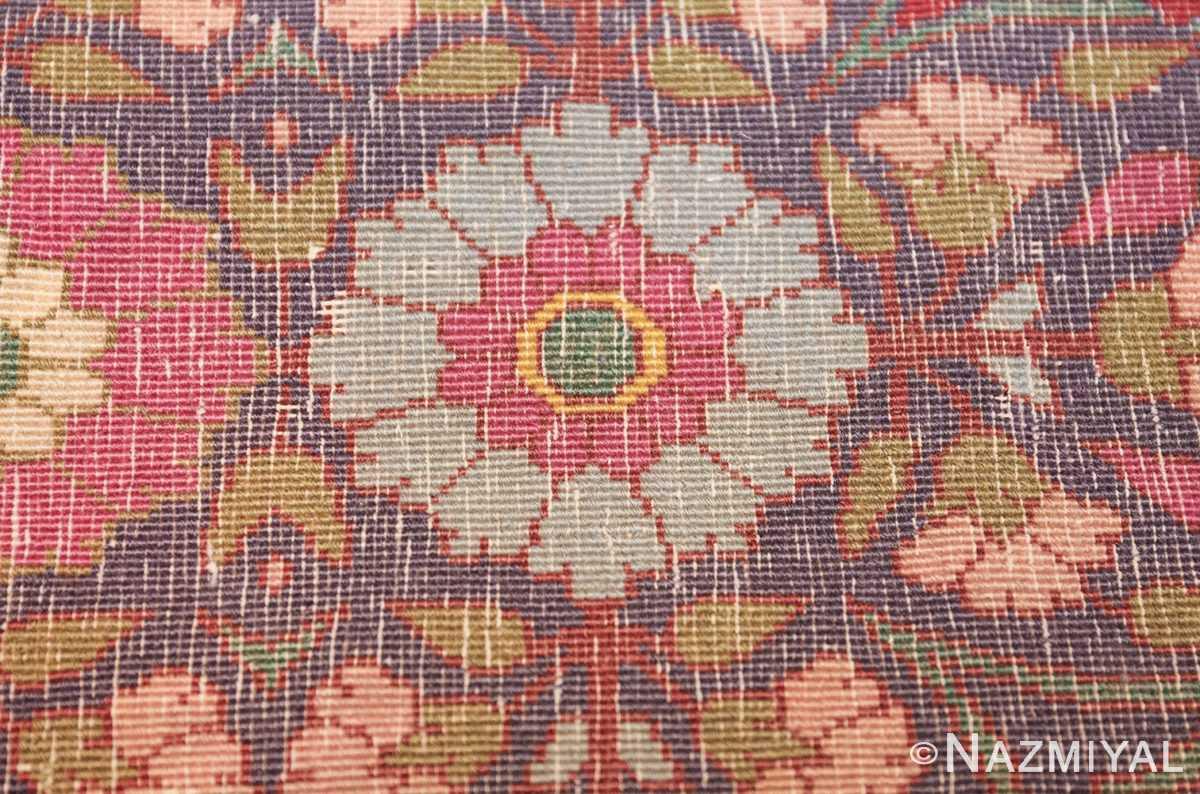 fine antique persian tabriz rug 42386 knots Nazmiyal