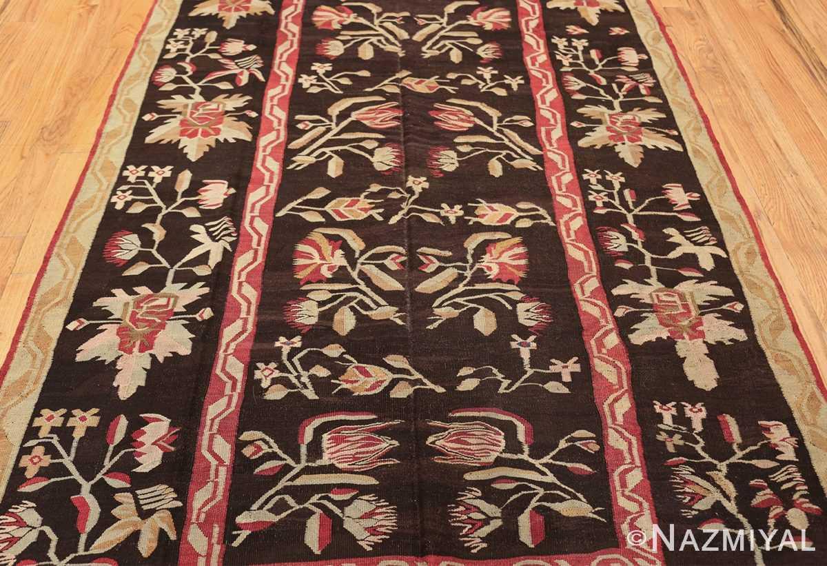 antique romanian bessarabian rug 40847 field Nazmiyal