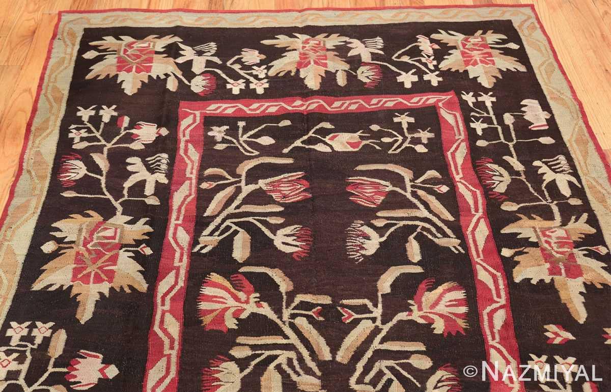 antique romanian bessarabian rug 40847 top Nazmiyal